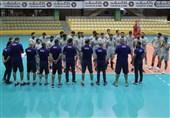 آغاز دور جدید تمرینات تیم ملی والیبال