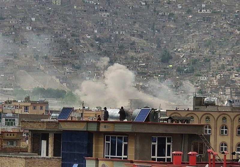 افغانستان|وقوع انفجارهای پیاپی در غرب کابل با 25 شهید و 52 زخمی+فیلم