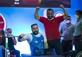 گزارش سایت کمیته بینالمللی پارالمپیک از شاهکار روحالله رستمی در جام جهانی پاراوزنهبرداری