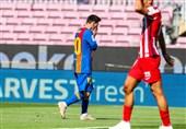 لالیگا| فرصتسوزی بارسلونا و اتلتیکومادرید با تساوی در نوکمپ/ رئال مادرید برنده اصلی نبرد صدرنشینان