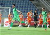 لیگ برتر فوتبال| برتری آلومینیوم و تساوی خودروییها در 45 دقیقه اول