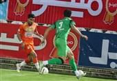 لیگ برتر فوتبال| پیروزی آلومینیوم در خانه صنعت نفت/ سایپا با کمالوند هم راه نیفتاد