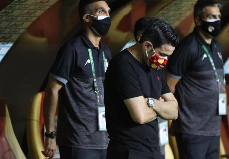 نکونام: سازمان لیگ درخواست ما را نپذیرفت اما بازی دو تیم دیگر عقب افتاد/ هیچ تیمی مثل ما گلگهر را تحت فشار نگذاشت