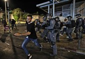 زخمی شدن بیش از 560 فلسطینی در ناآرامیهای قدس/ تعرض جدید شهرکنشینان صهیونیست به محله «الشیخ جراح »