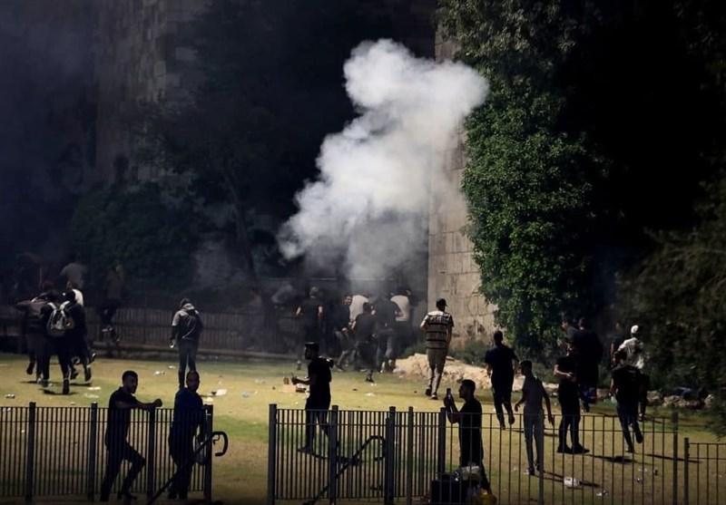 قدس به «پادگان نظامی» اشغالگران تبدیل شد/ تعداد زخمیها به بیش از 100 نفر رسید؛ واکنش گروههای مقاومت و تحرکات سیاسی