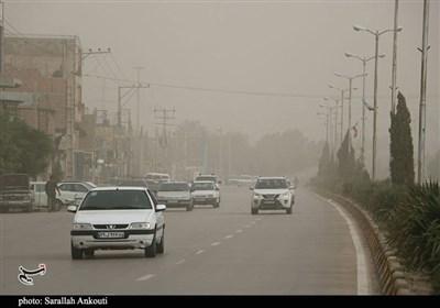 وزش باد و گرد و غبار تا شنبه در استان کرمان ادامه دارد