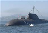 """پیوستن زیردریایی اتمی موشکانداز """"قازان"""" به ناوگان دریایی روسیه"""
