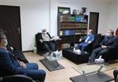 دیدار مدیرعامل شرکت فولاد هرمزگان با امام جمعه بندرعباس