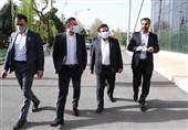 عضو هیئت مدیره پتروشیمی امیرکبیر در لیتوانی چه میکند؟/ جمع «خوبان» در فدراسیون توریستی ـ تفریحی فوتبال ایران+ تصاویر