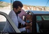طرح واکسیناسیون خودرویی در آران و بیدگل اجرایی شد