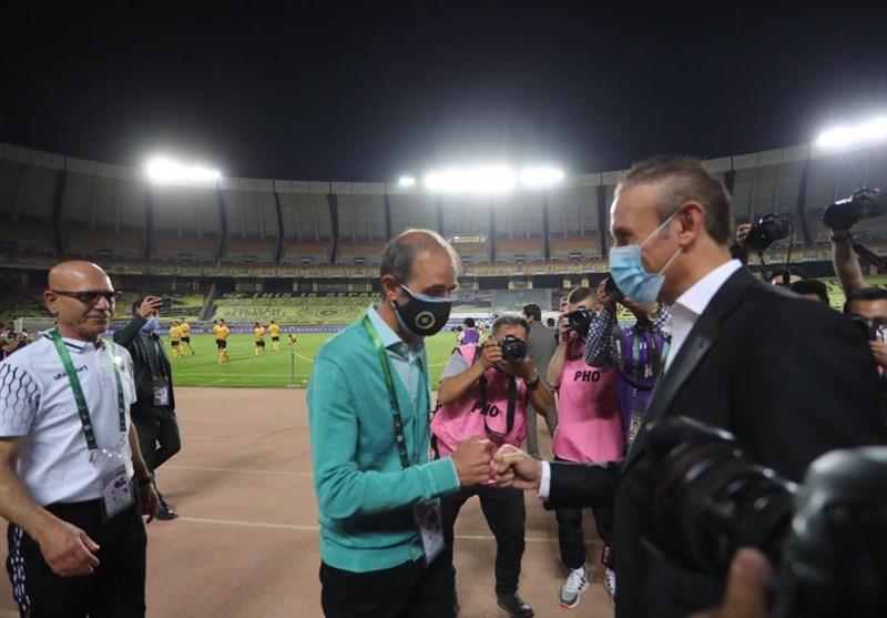 گلمحمدی: خیلی راحت فرصتها را از دست دادیم/ اتفاقات قبل و بعد از بازی زیبنده دو تیم نبود