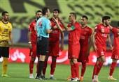 حسینی: بازیکنان پرسپولیس کار خیلی بزرگی انجام دادند