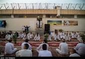 ترتیل خوانی قرآن کریم در زندان مرکزی شیراز