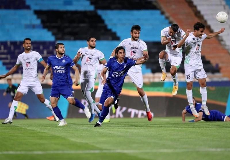 لیگ برتر فوتبال| شکست در آزادی؛ استقلال دوست ندارد به سپاهان و پرسپولیس برسد!