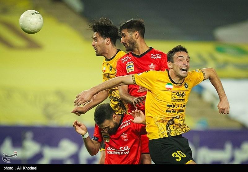 Sepahan Escapes Defeat against Persepolis, Zob Ahan Beats Esteghlal: IPL