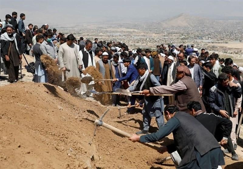 افغانستان| شهدای دبیرستان «سیدالشهداء» در کابل به 85 نفر افزایش یافت