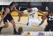 لیگ NBA| پیروزی لیکرز با درخشش دیویس/ کلیپرز مغلوب نیکس شد