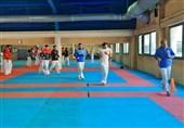آغاز دوازدهمین مرحله اردوی تیم ملی کاراته آقایان