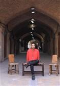 قمصری با تارش دور ایران میگردد / شهر به شهر و کو به کو