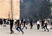 قدس آوردگاه خیزش فلسطینیان؛ ایستاده در میان آتش و دود/ گزارش میدانی