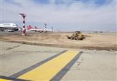 اتمام بهسازی سطوح پروازی فرودگاه امام (ره) تا شهریور 1400