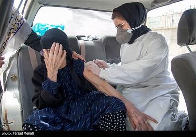تزریق واکسن کرونا به جاماندگان بالای 80 سال در کرمانشاه