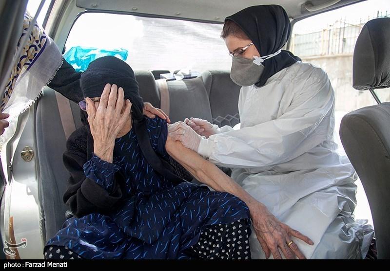 واکسن ایرانی کرونا ,