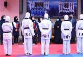 بازدید فرهادیزاد از اردوی تیمهای ملی تکواندو و پاراتکواندو بانوان