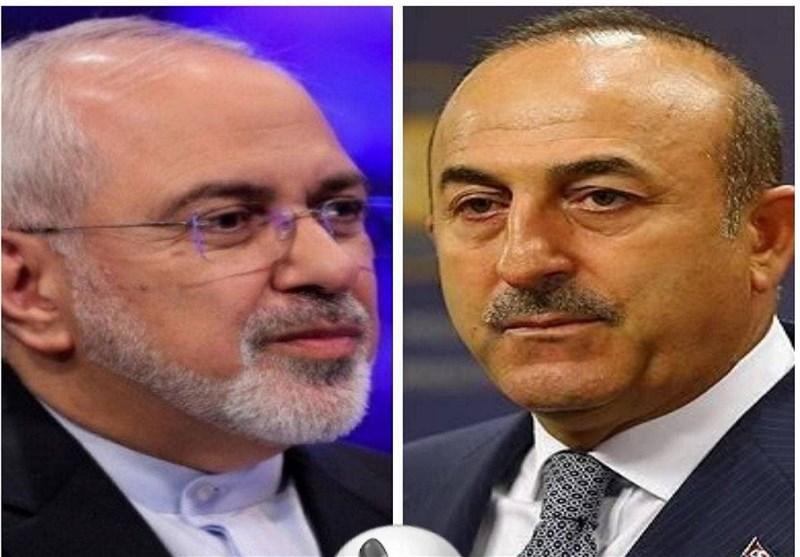 مباحثات ایرانیة - ترکیة تتناول الاوضاع فی القدس المحتلة