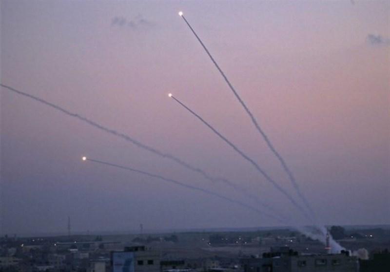 آخرین تحولات فسلطین| شلیک 150 راکت به سمت اراضی اشغالی در عرض 4 ساعت/ 20 فلسطینی شهید و 400 نفر مجروح شدهاند