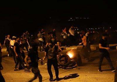 مقررات منع آمدوشد در شهر «اللد» در اراضی اشغالی