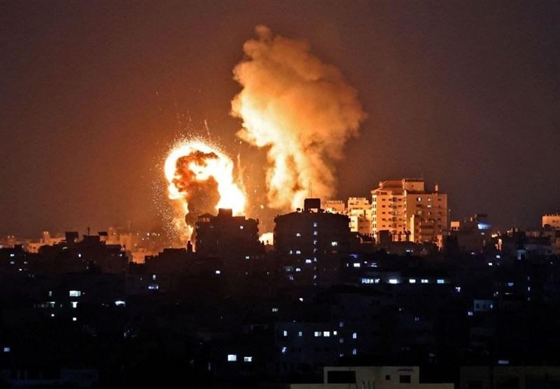 شهادت 26 فلسطینی و زخمی شدن 600 نفر دیگر در روز جمعه/ شلیک سه راکت از سمت سوریه به مناطق اشغالی
