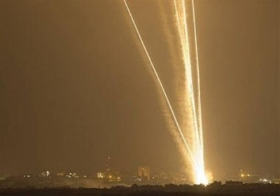 لحظهبهلحظه با تحولات فلسطین| حمله موشکی و راکتی «قسام» به ۶ پایگاه هوایی اسرائیل/ شلیک ۳ موشک دوربُرد از غزه