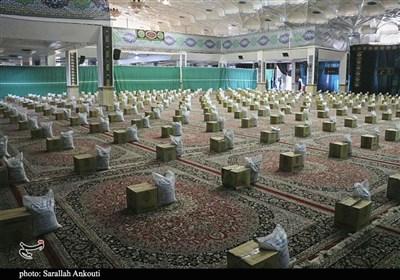 پانزدهمین مرحله رزمایش کمک مؤمنانه در استان گلستان اجرا شد