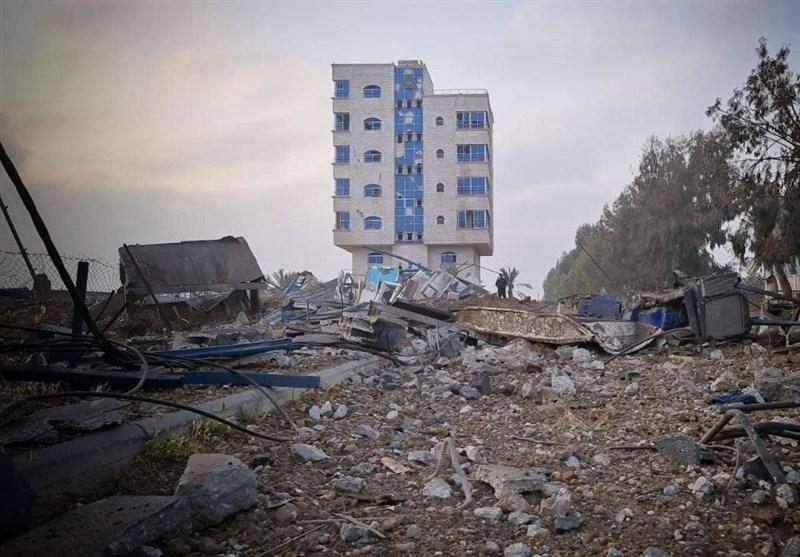 شمار شهدای غزه به 119 نفر رسید