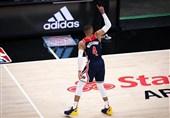 وستبروک به تاریخ NBA پیوست/ رکورد رابرتسون شکسته شد