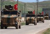 جان باختن یک نظامی ترکیه در ادلب سوریه