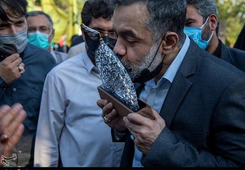 لشکر فاطمیون , کشور افغانستان , محمود کریمی , مینو مداح , مدافعان حرم ,