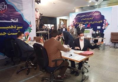 سعید محمد برای انتخابات ریاست جمهوری ثبت نام کرد