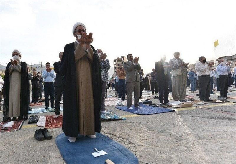 نماز عید فطر در 7 مسجد اردستان برگزار میشود