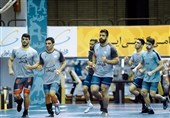 آغاز اردوی جدید آزادکاران در آکادمی ملی المپیک