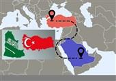 سیاست خارجی منطقهای ترکیه در حال چرخش است؟