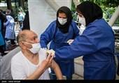 افرادی بالای 75 سال خوزستان برای دریافت واکسن کرونا به مراکز بهداشتی مراجعه کنند