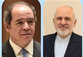 FMs Urge Promotion of Iran-Algeria Ties