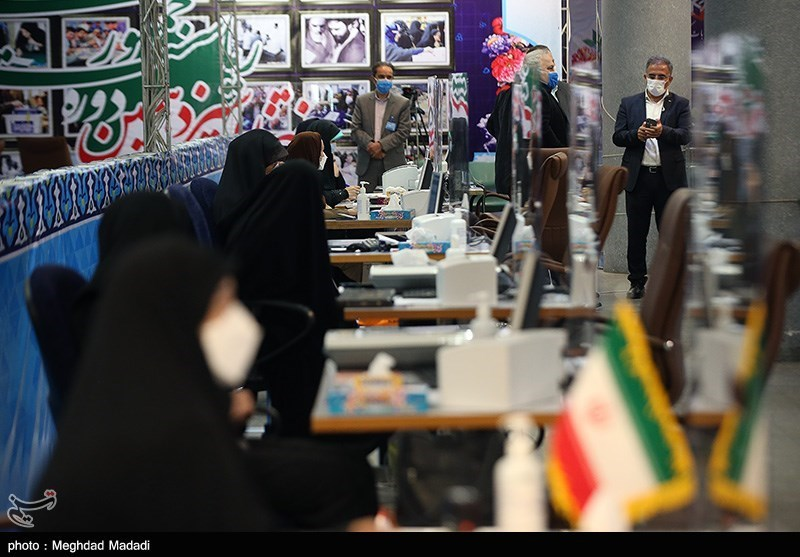 57 Apply for Iran Presidential Candidacy on 1st Day of Registration