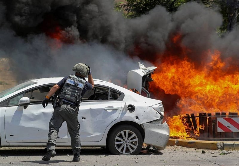 Hamas Says Fresh Rocket Attacks A Response to Israeli Aggression on Gaza