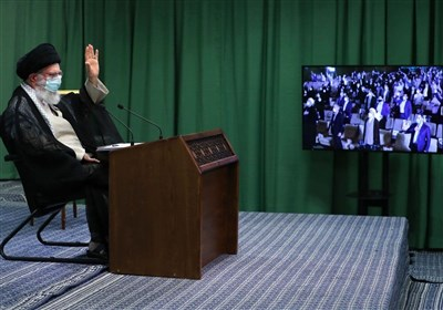 نمایندگان تشکلهای دانشجویی کشور با امام خامنهای دیدار کردند