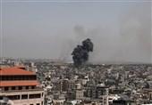 دور جدید بمباران غزه و پاسخ موشکی گروههای مقاومت