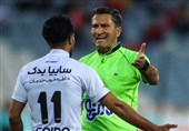 Akbarian Chosen as Tehran Derby Referee