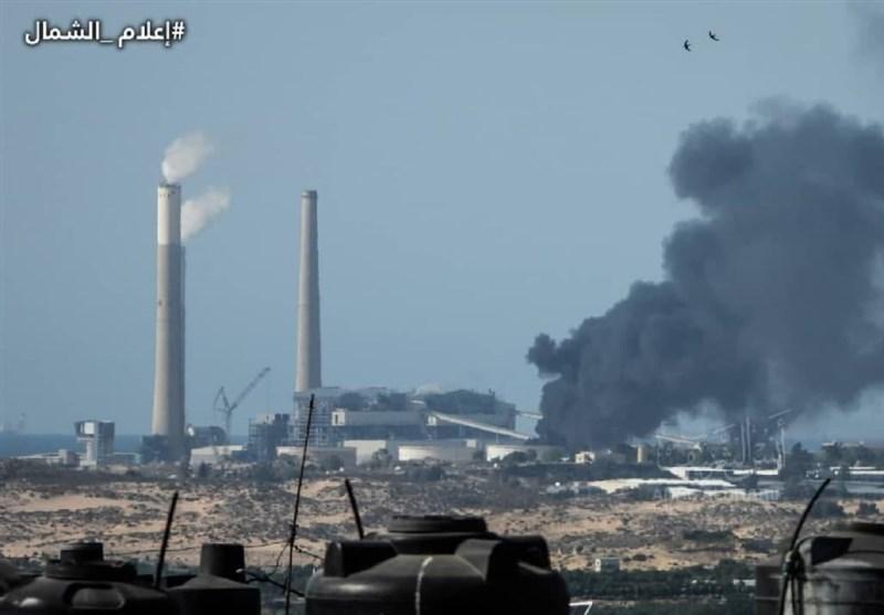لحظه به لحظه با تحولات فلسطین|شهرهای اشغالی زیر باران حملات راکتی مقاومت/ تاسیسات راهبردی انرژی جنوب عسقلان هدف قرار گرفت +فیلم